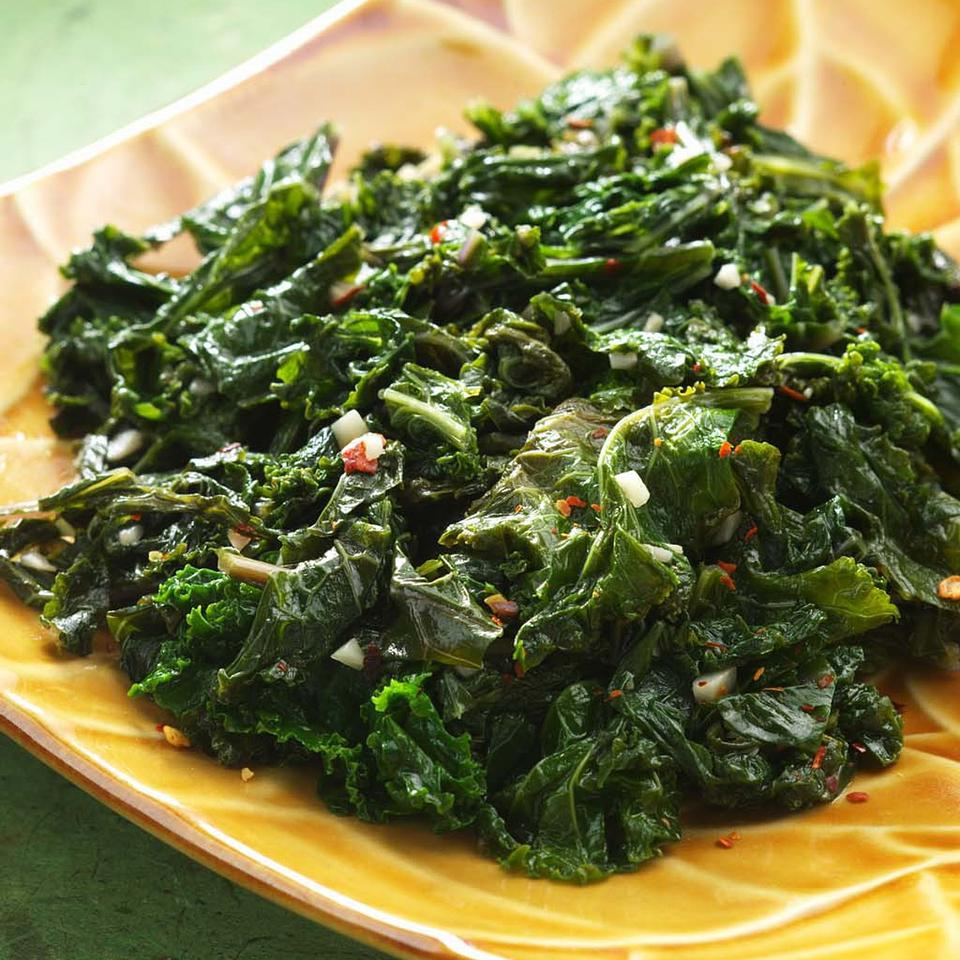 Healthy Vegetarian Kale Recipes
