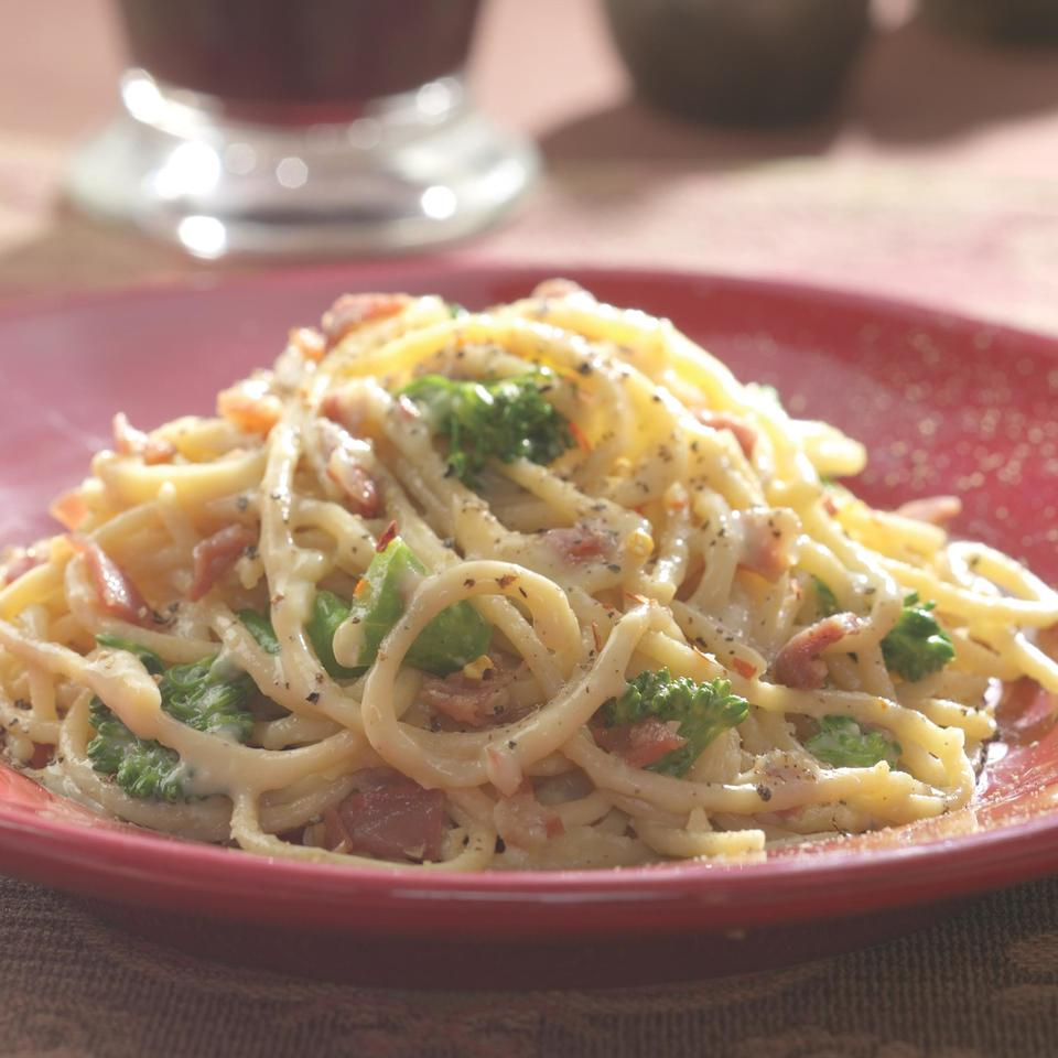 Healthy Linguine Recipes