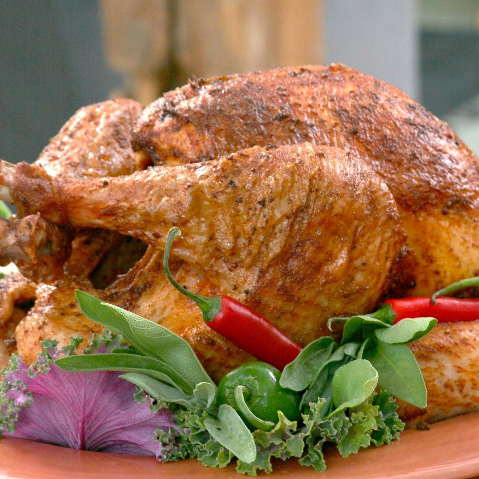 Baked & Roasted Turkey Recipes