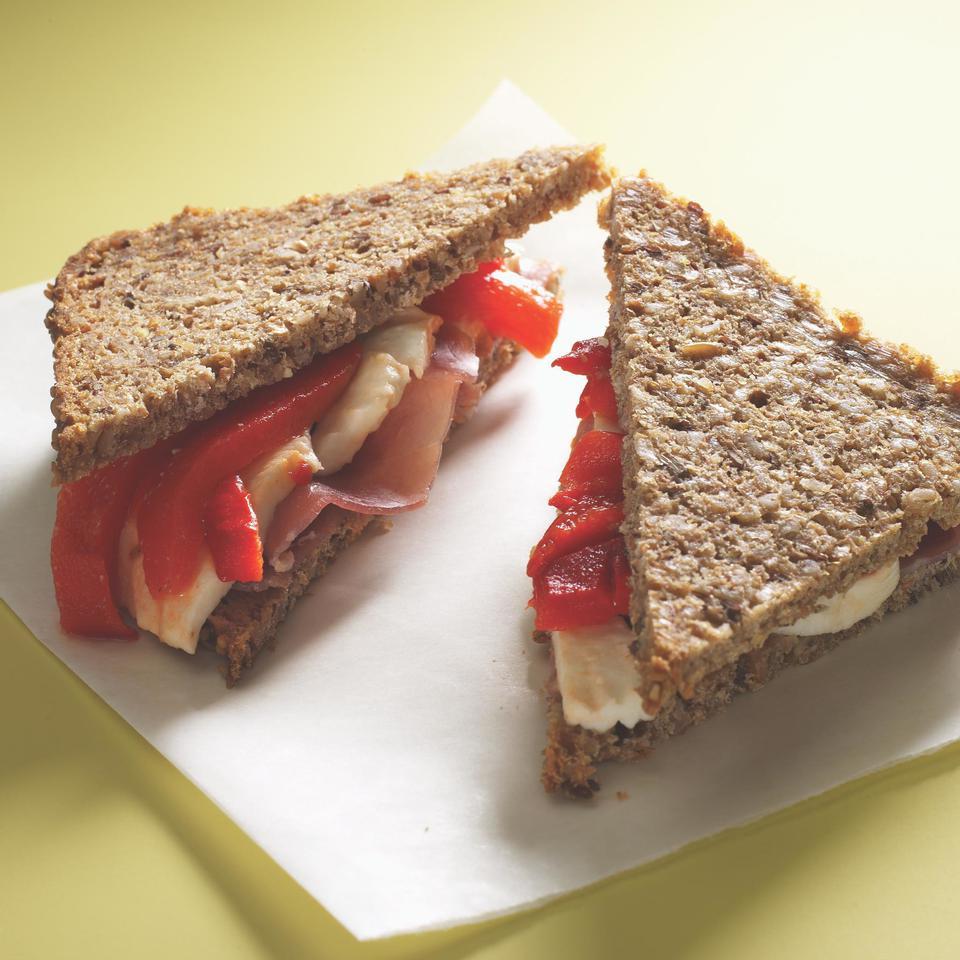 Healthy Lunch Sandwich Recipes