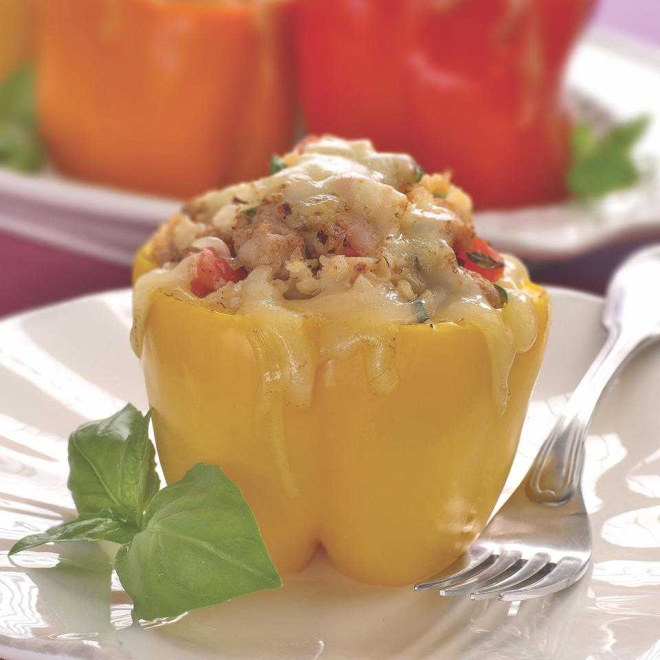 Healthy Stuffed Vegetable Recipes