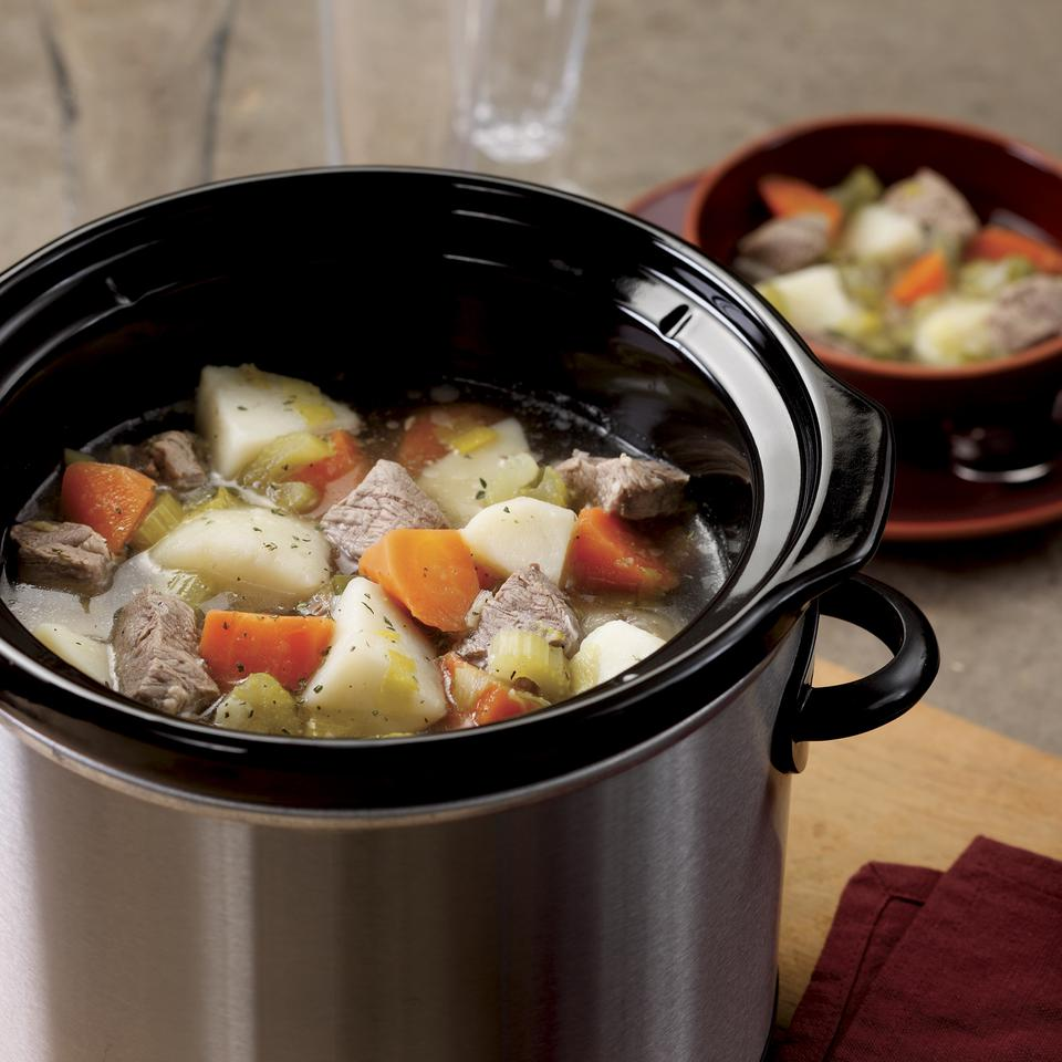 Healthy Fall Crockpot & Slow Cooker