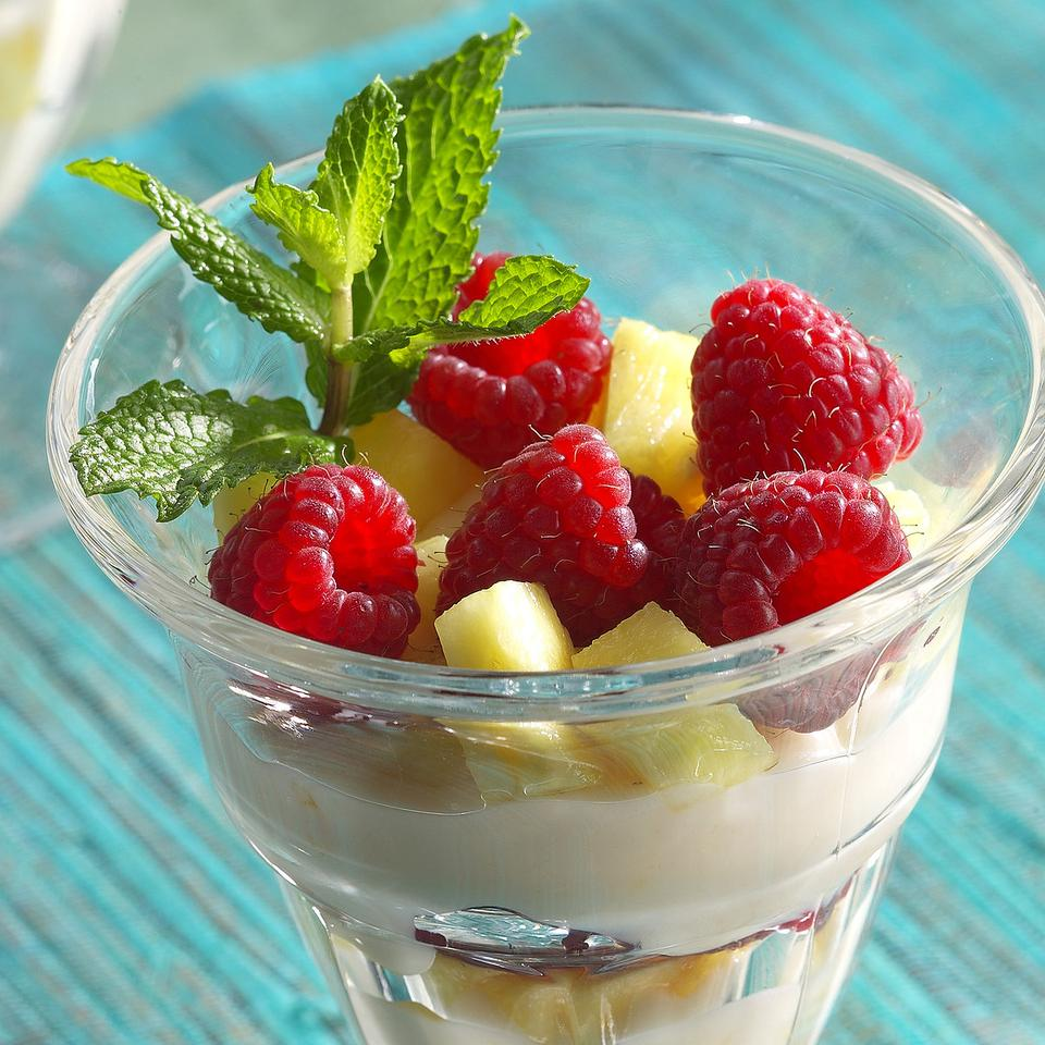 Healthy Yogurt Breakfast Recipes