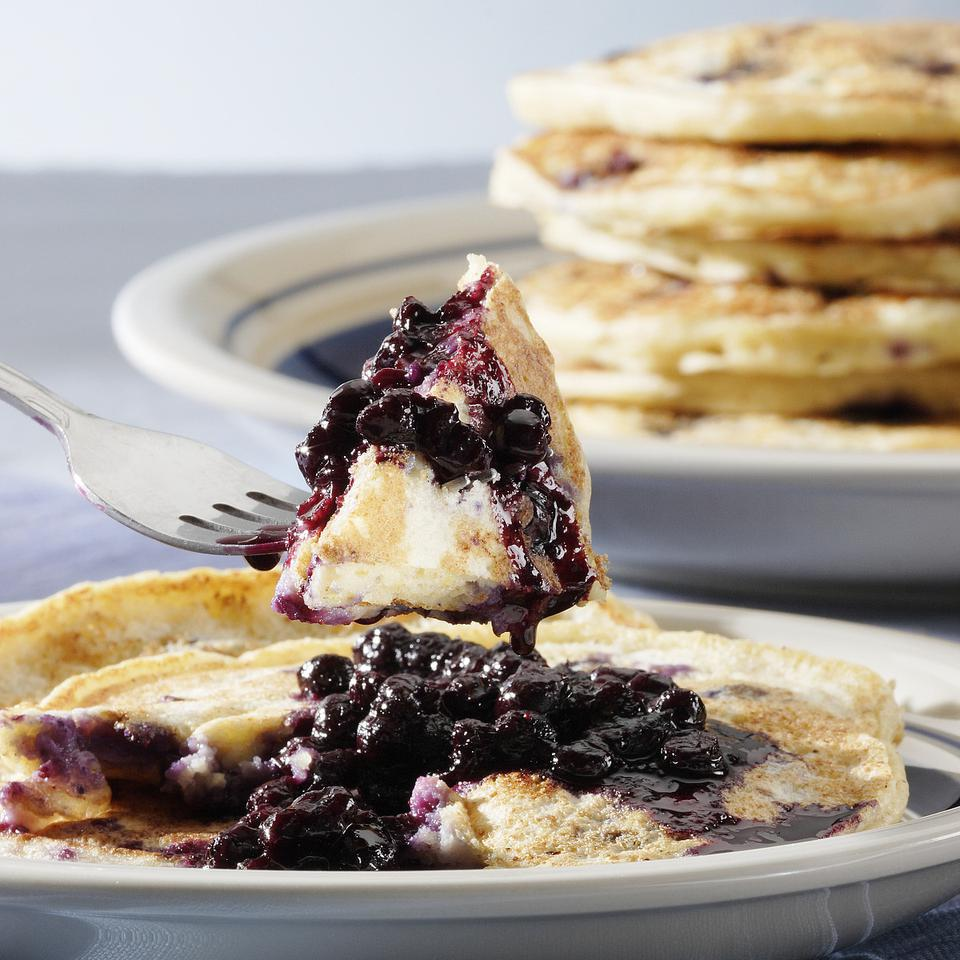 Low-Calorie Pancakes Recipes