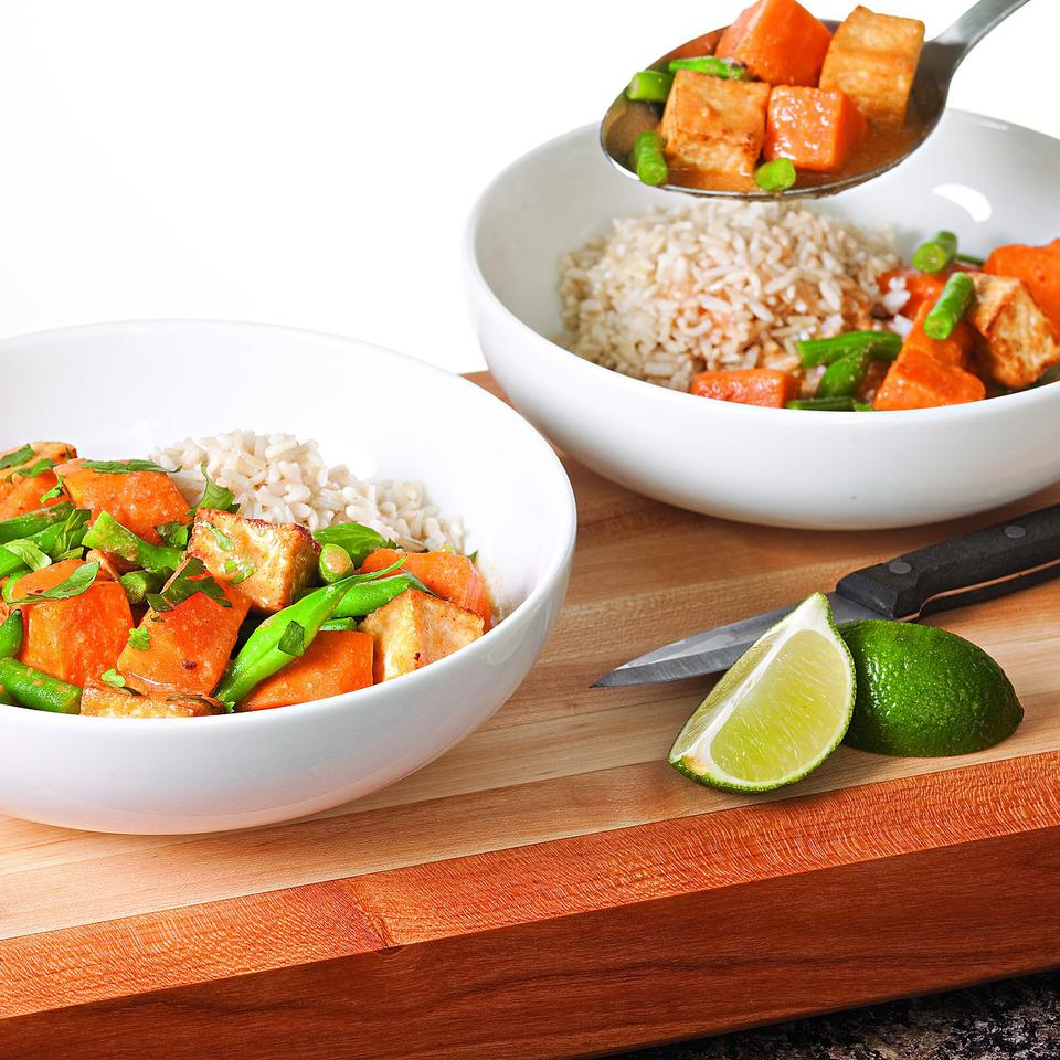 Healthy Thai Curry