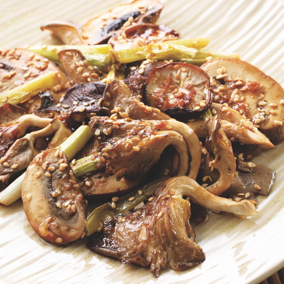 Healthy Mushroom Side Dish Recipes