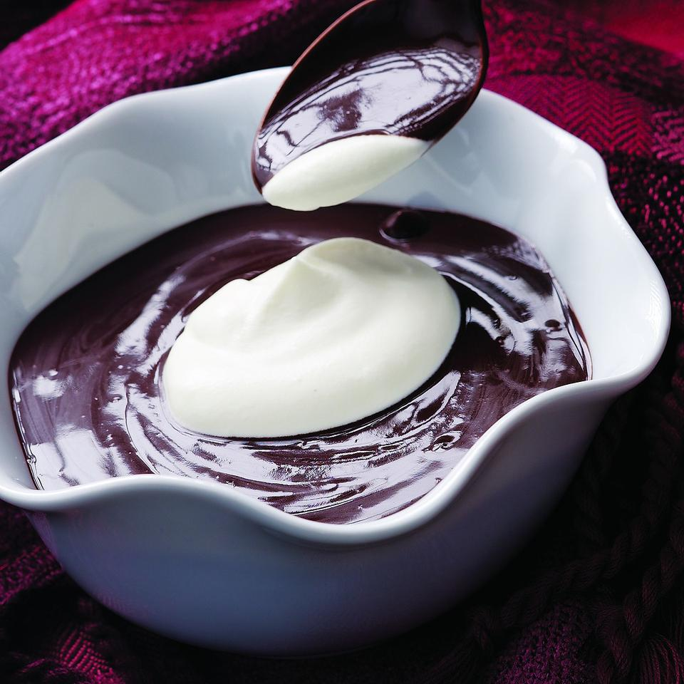 Healthy Chocolate Pudding