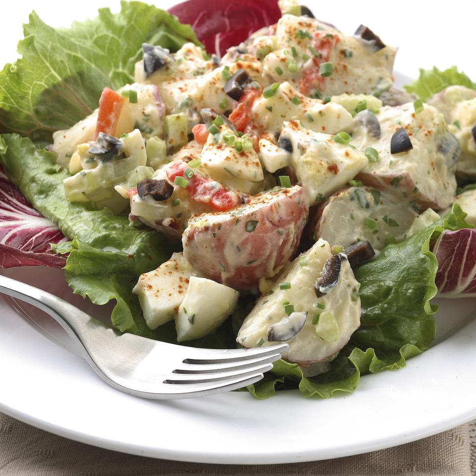 Low-Fat Potato Salad Recipes