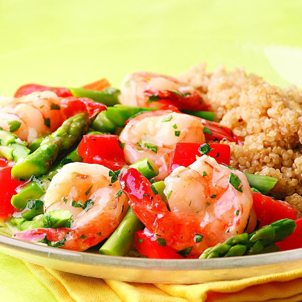 Low-Calorie Shrimp Recipes