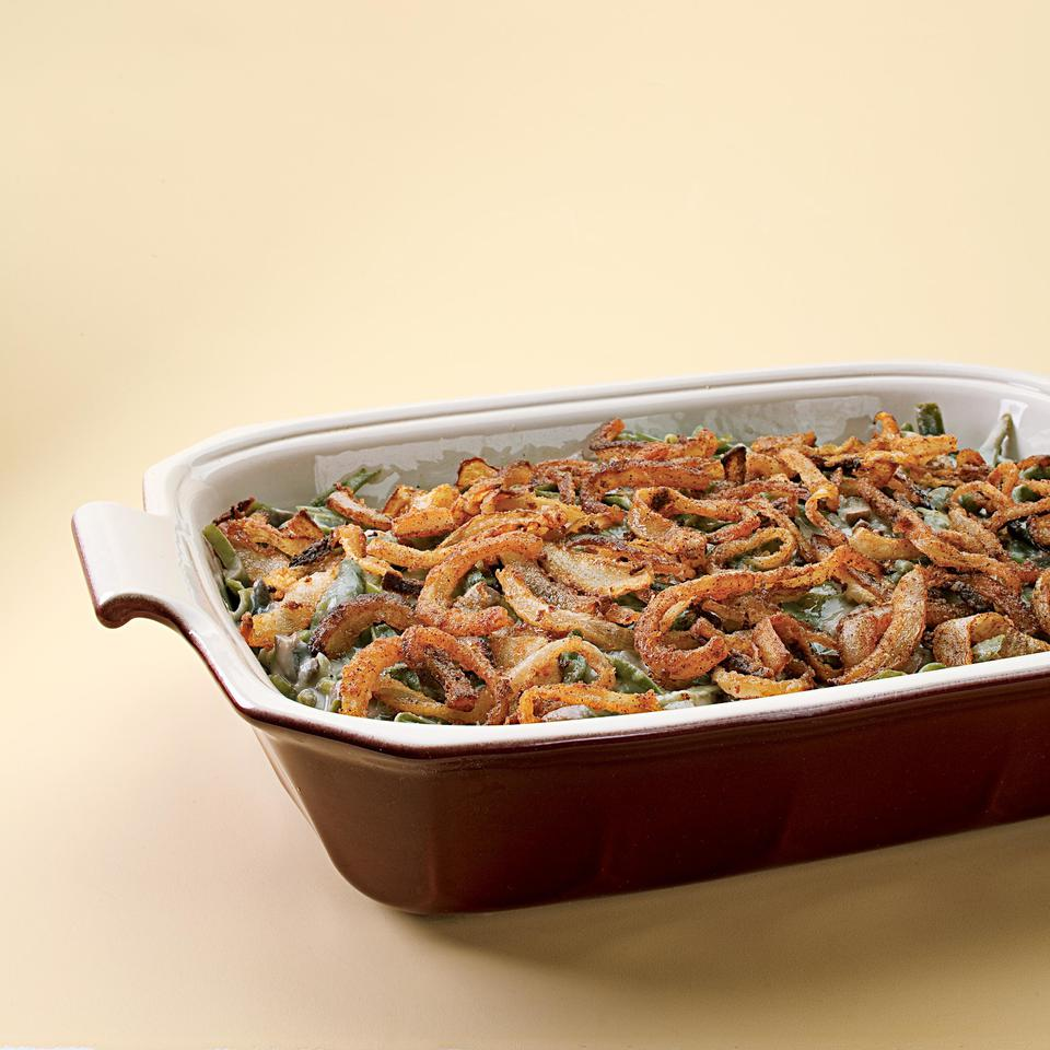 Healthy Green Bean Casserole Recipes