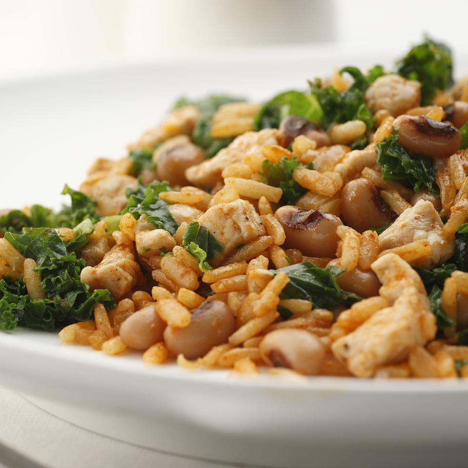 Healthy Black Eyed Pea Side Dish Recipes