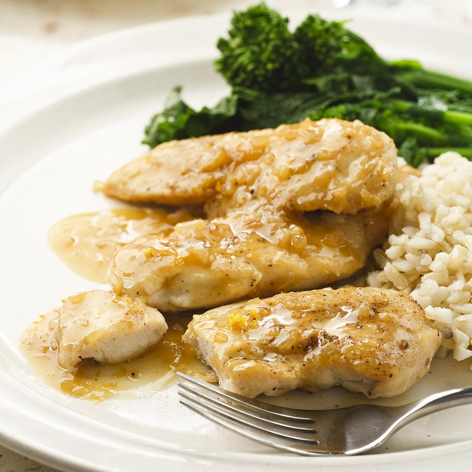 Low-Carb Chicken