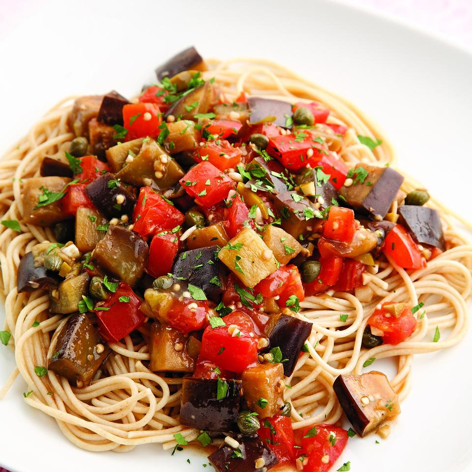 Healthy Eggplant Recipes