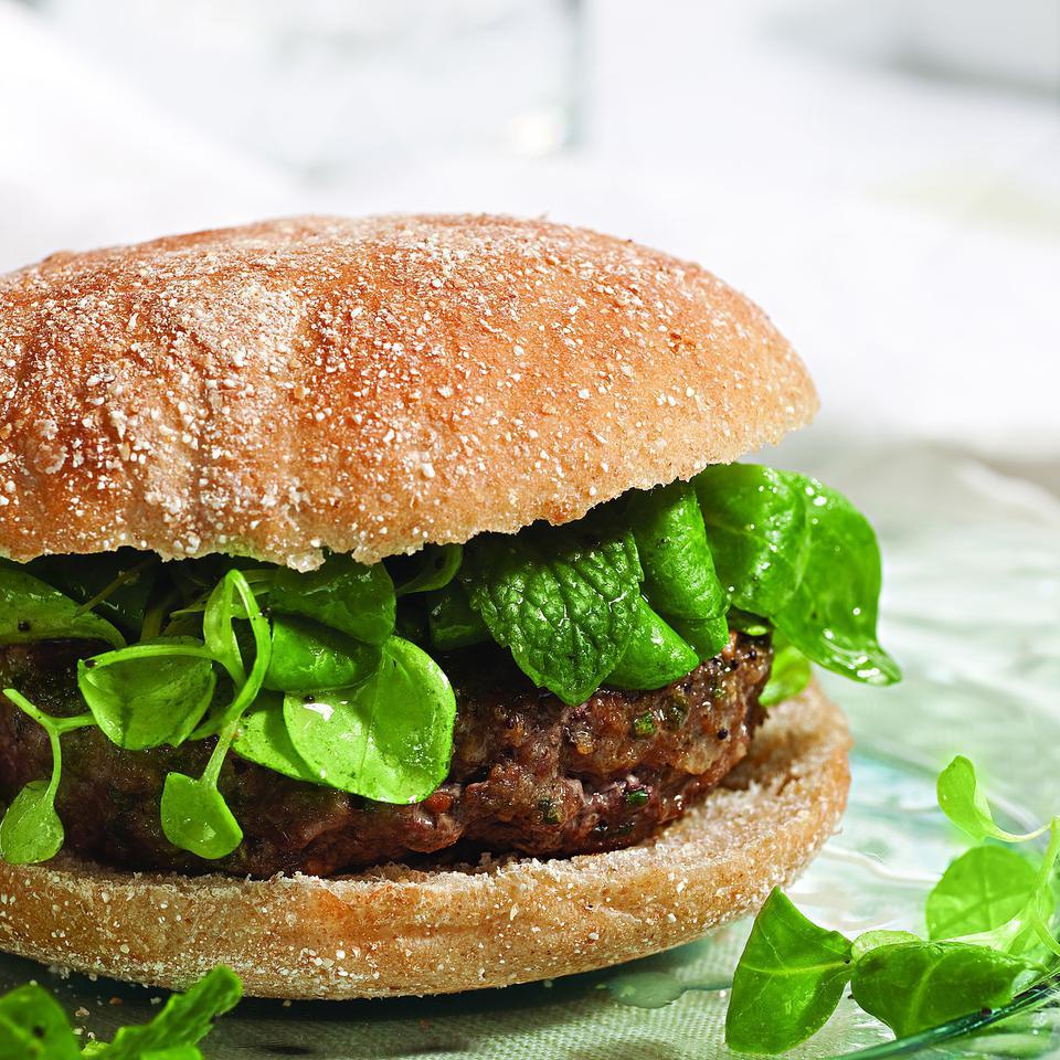 Healthy Ground Lamb Recipes