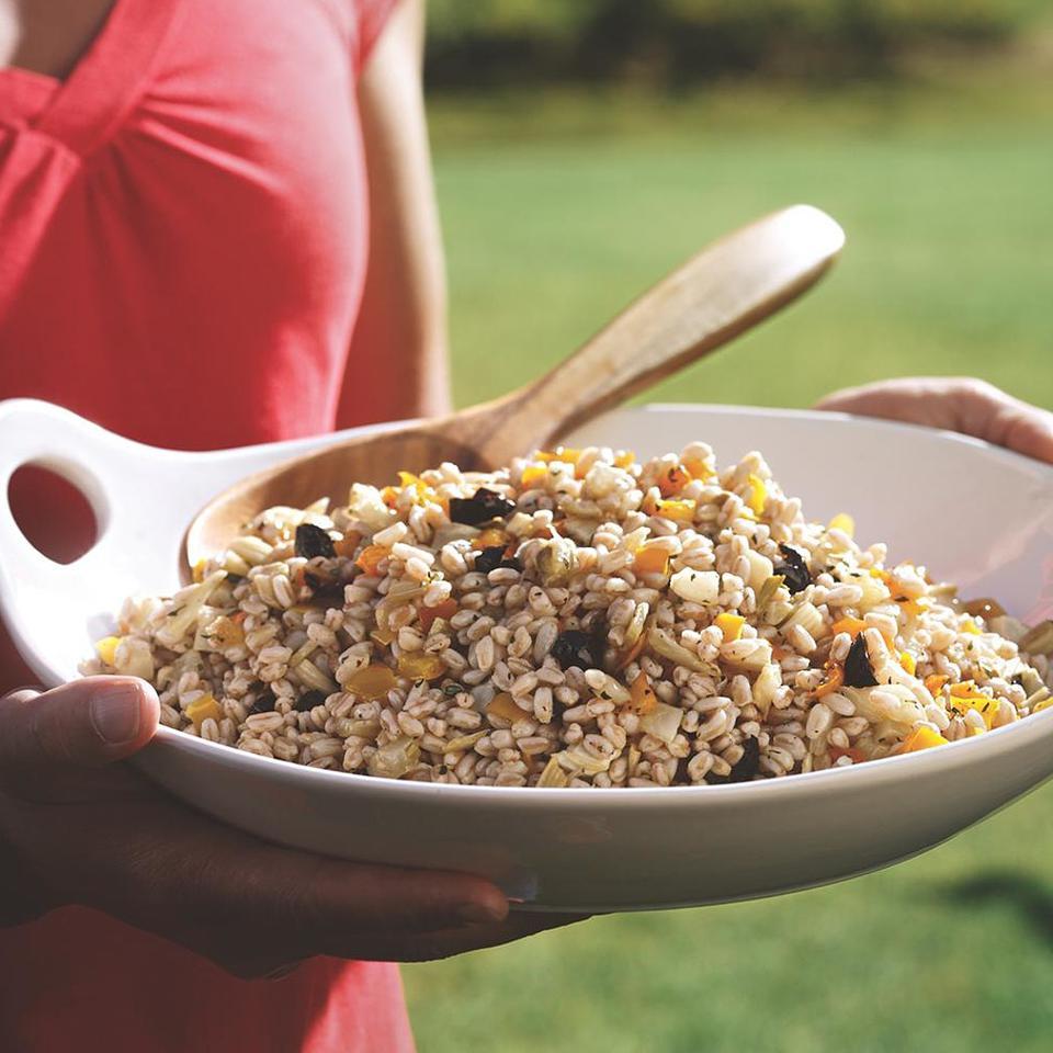Healthy Grain Side Dish Recipes