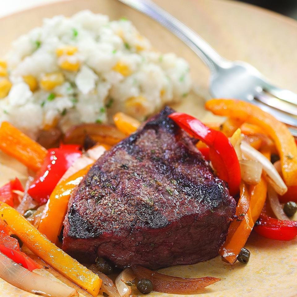 Healthy, Quick & Easy Steak