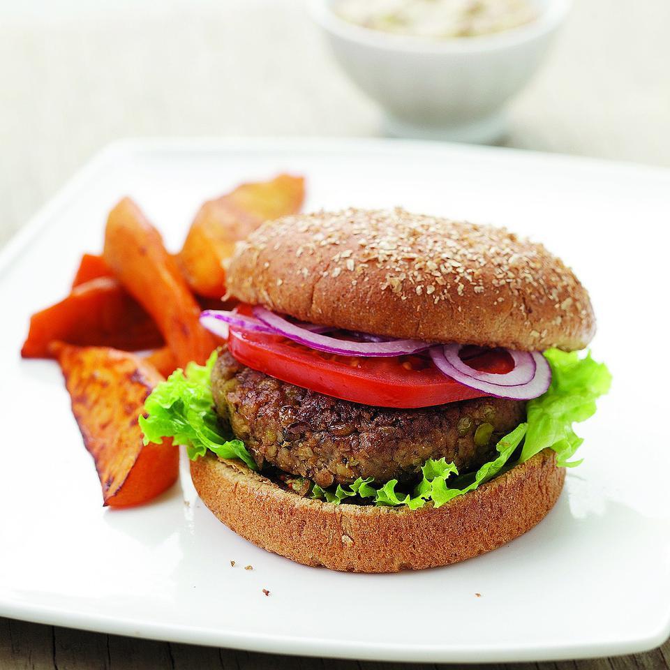 Healthy Vegetarian Burger Recipes