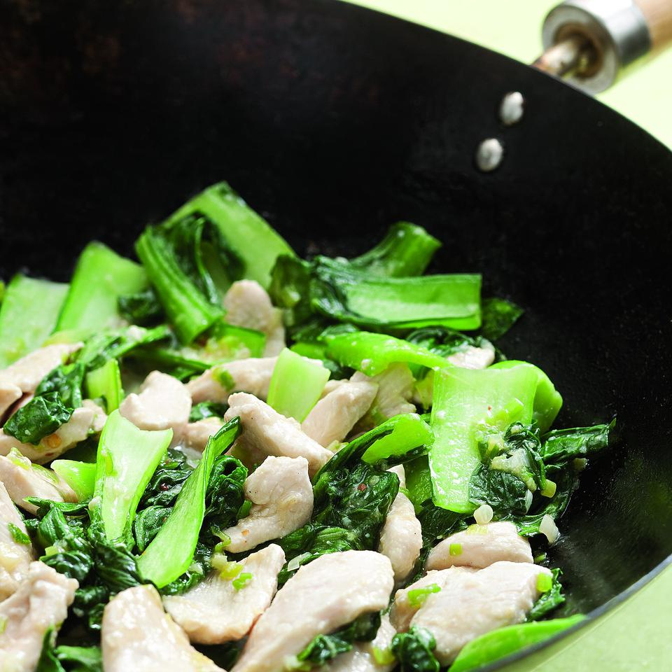Healthy, Quick & Easy Stir Fry
