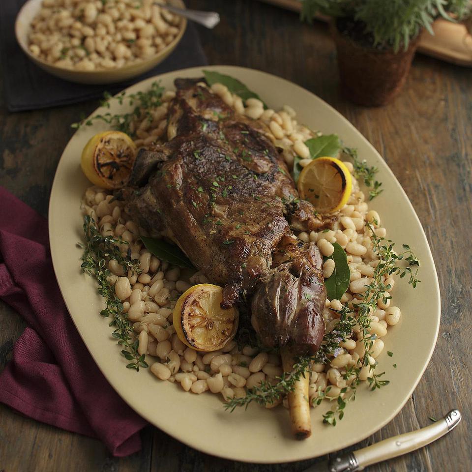Healthy Leg of Lamb Recipes