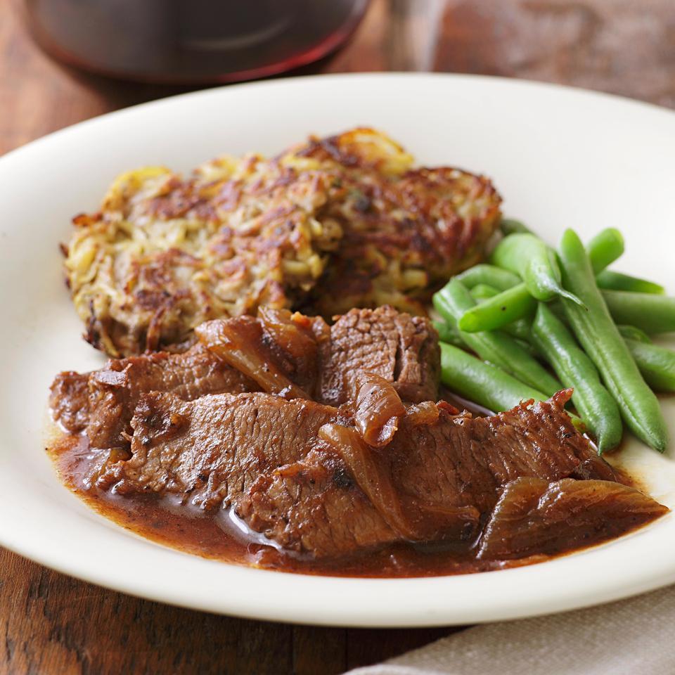 Healthy Beef Recipes