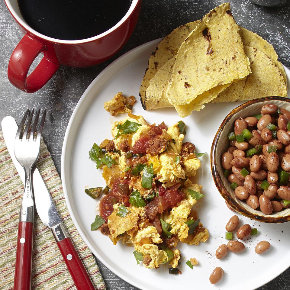 Healthy Chorizo Recipes