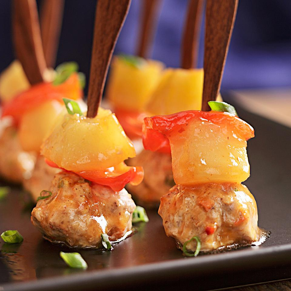 Healthy Meatball Appetizer Recipes