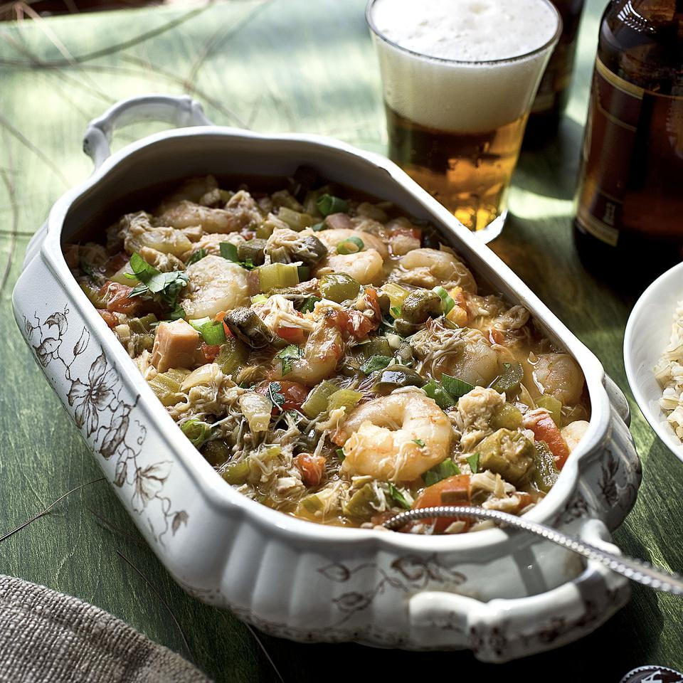 Healthy Gumbo Recipes