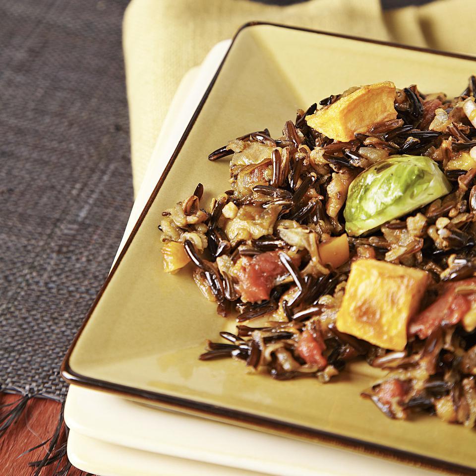 Healthy Wild Rice