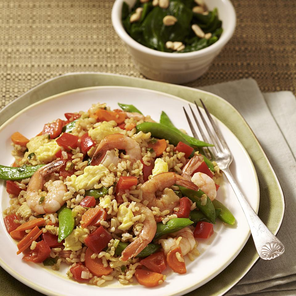 Healthy Fried Rice Recipes