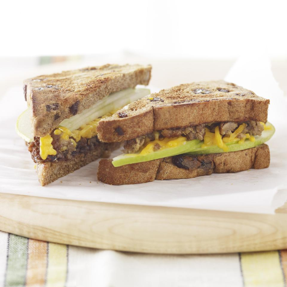 Healthy Breakfast Sandwich Recipes