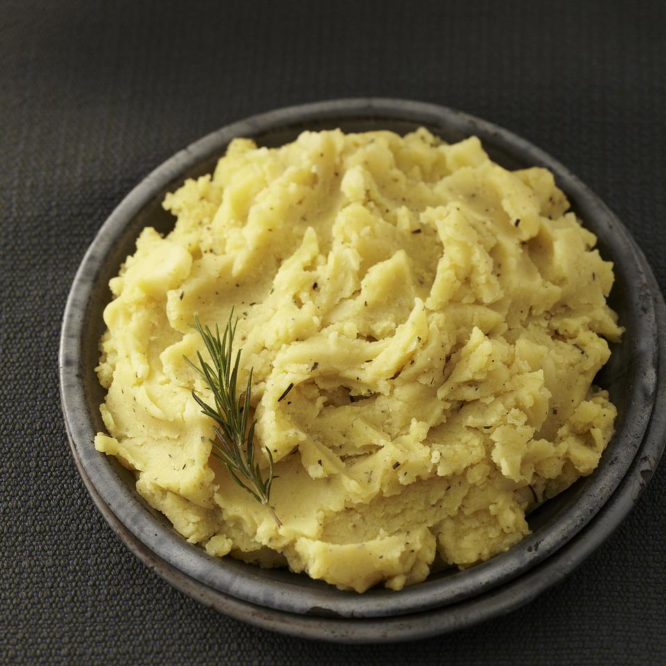 Healthy Mashed Potato
