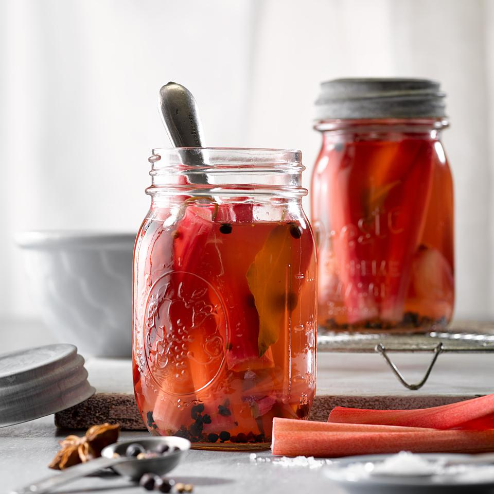 Healthy Canning & Preserves Recipes