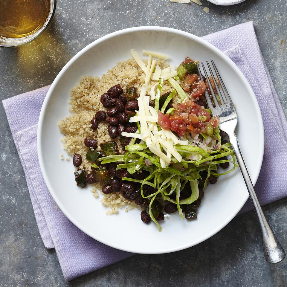 Healthy Grain Bowl Recipes