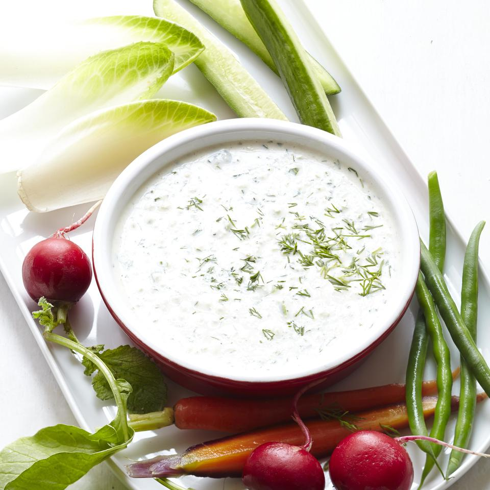 Healthy Ranch Salad Dressing