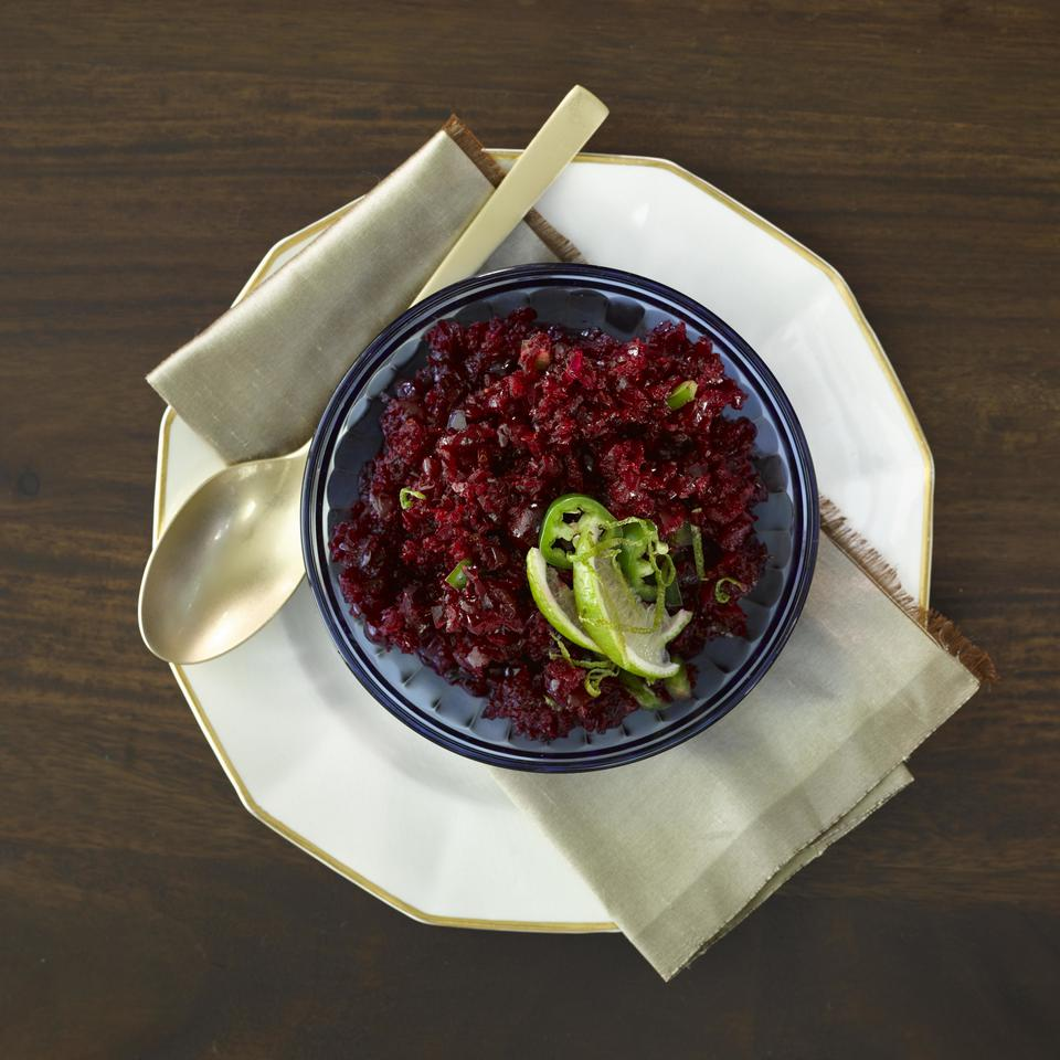 Healthy Thanksgiving Cranberry Sauce