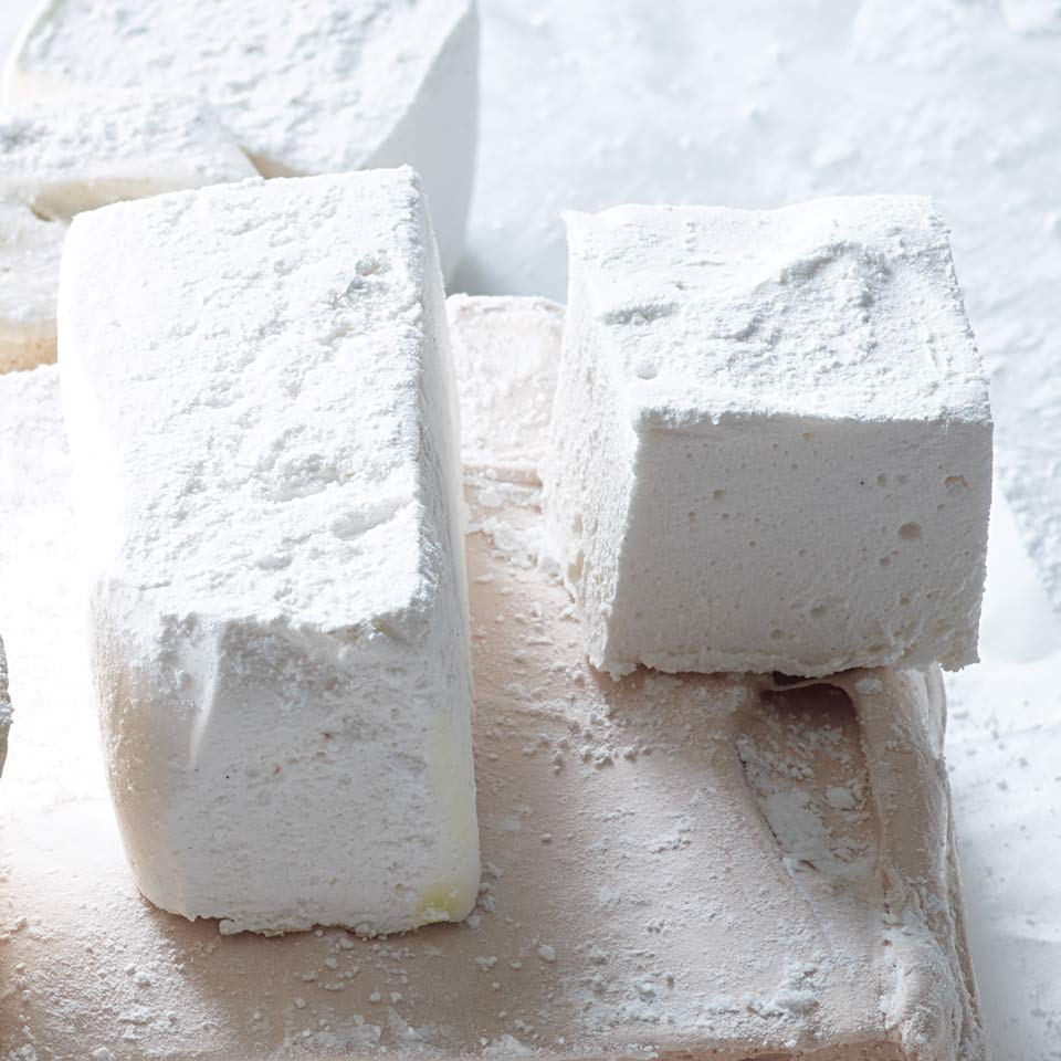 Healthy Marshmallow Recipes