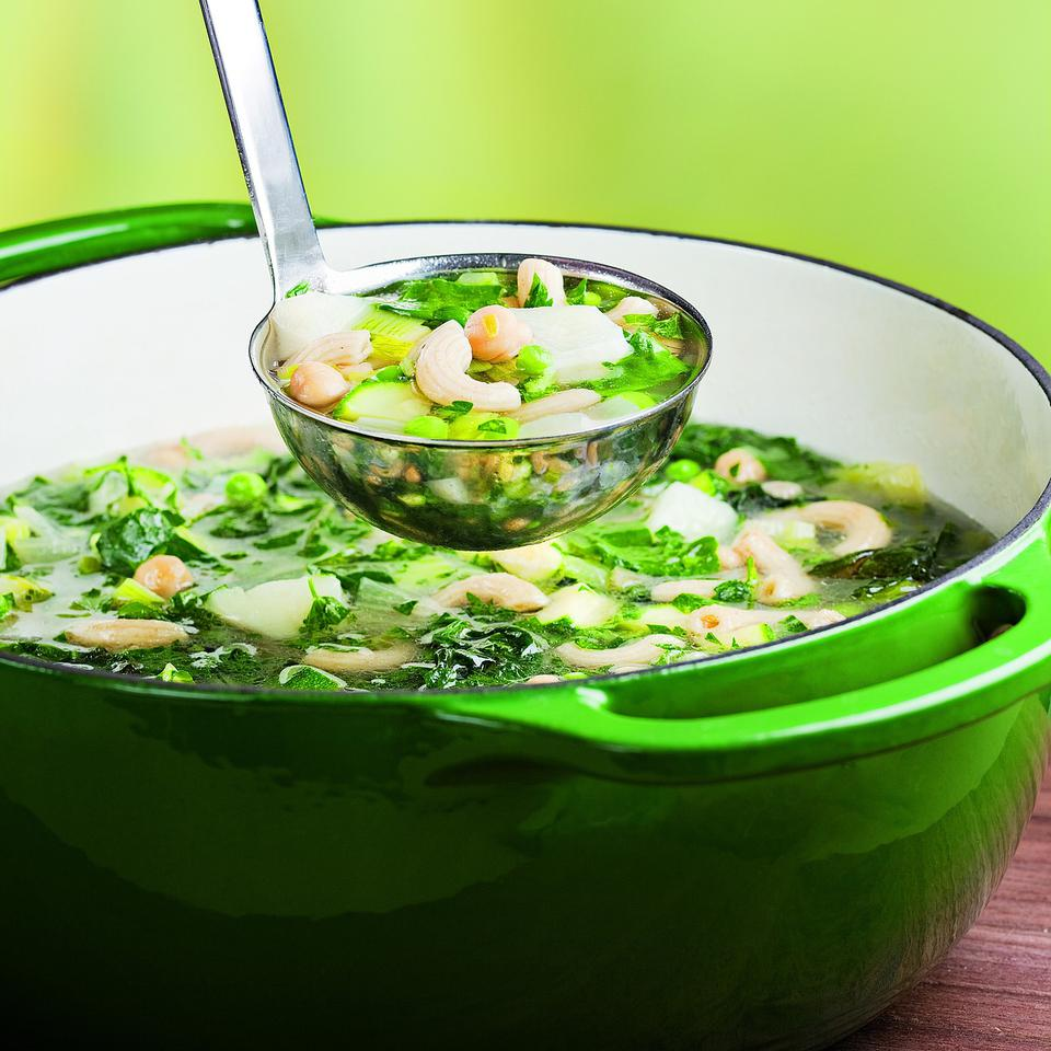 Healthy Minestrone Soup Recipes