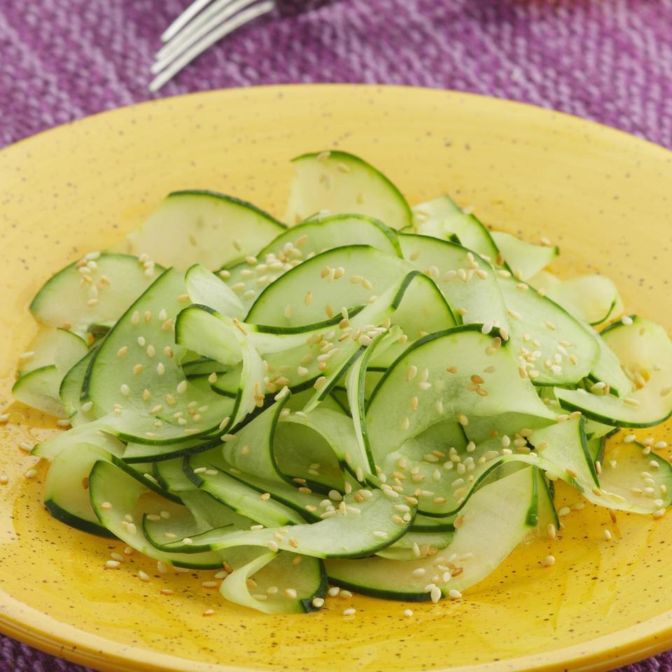 Healthy Cucumber Salad Recipes
