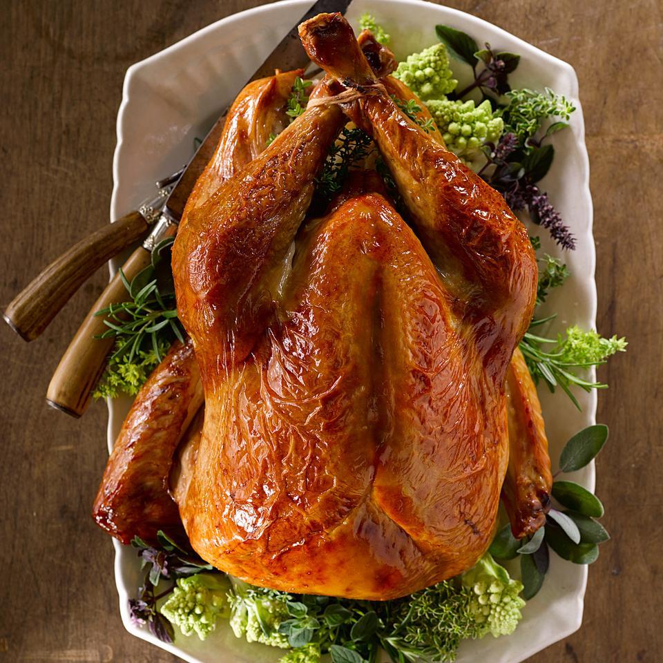 Healthy Thanksgiving Brined Turkey Recipes