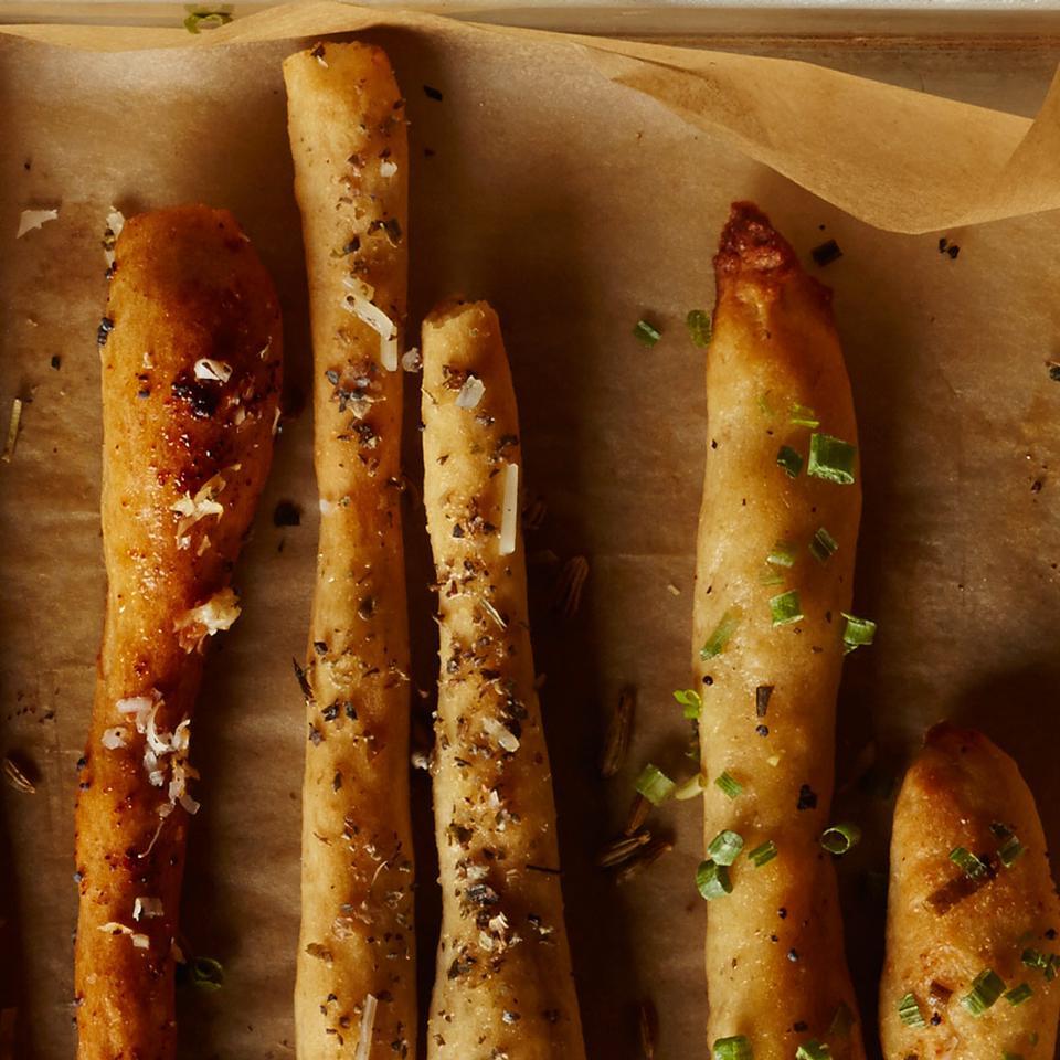 Healthy Breadsticks Recipes