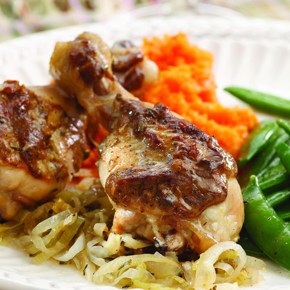 Healthy Chicken Thigh Recipes - EatingWell