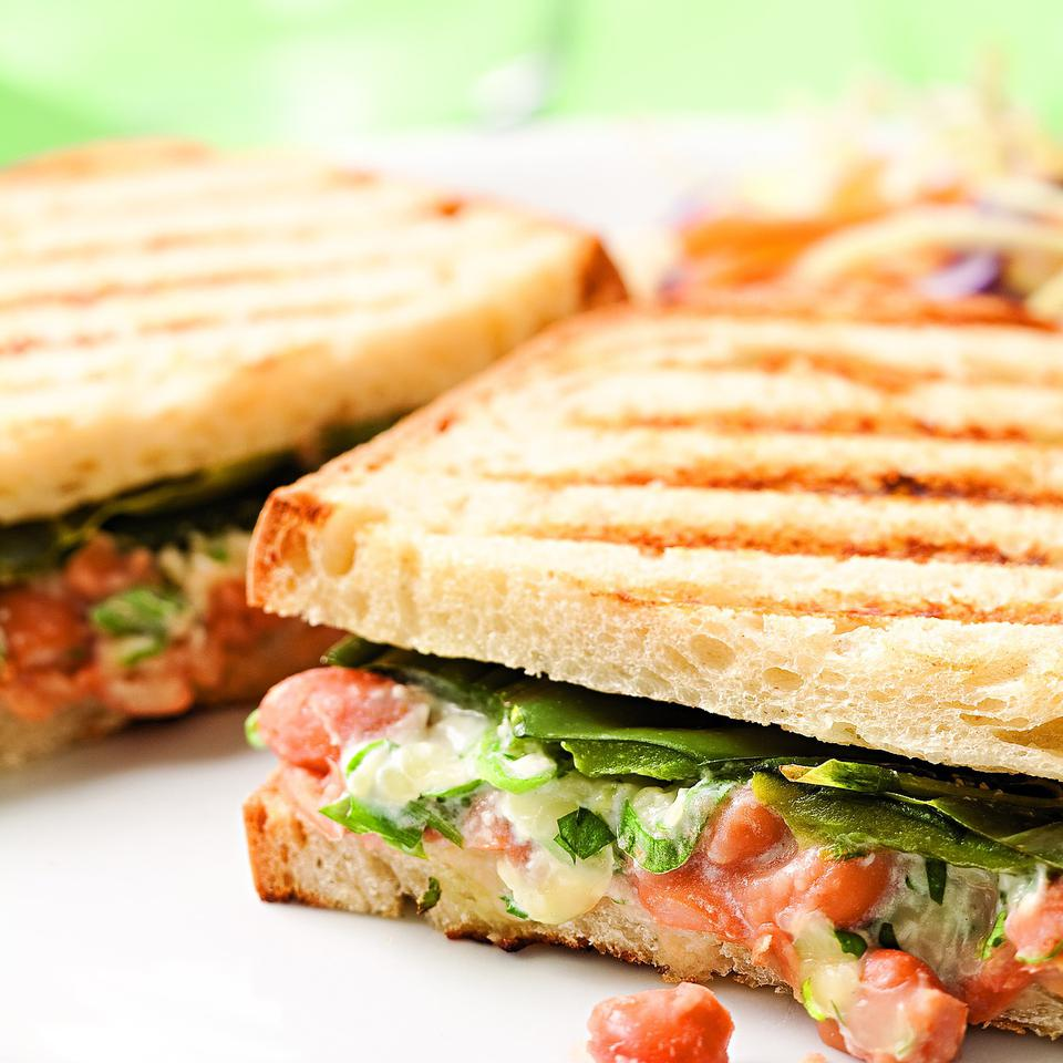 Healthy Grilled Cheese Sandwich Recipes