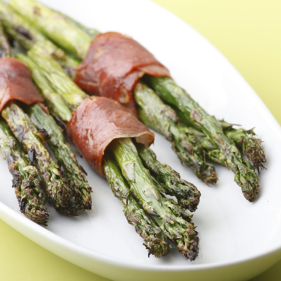Healthy Grilled Asparagus Recipes