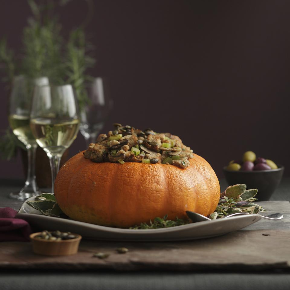 Healthy Vegetarian Thanksgiving Main Dish Recipes