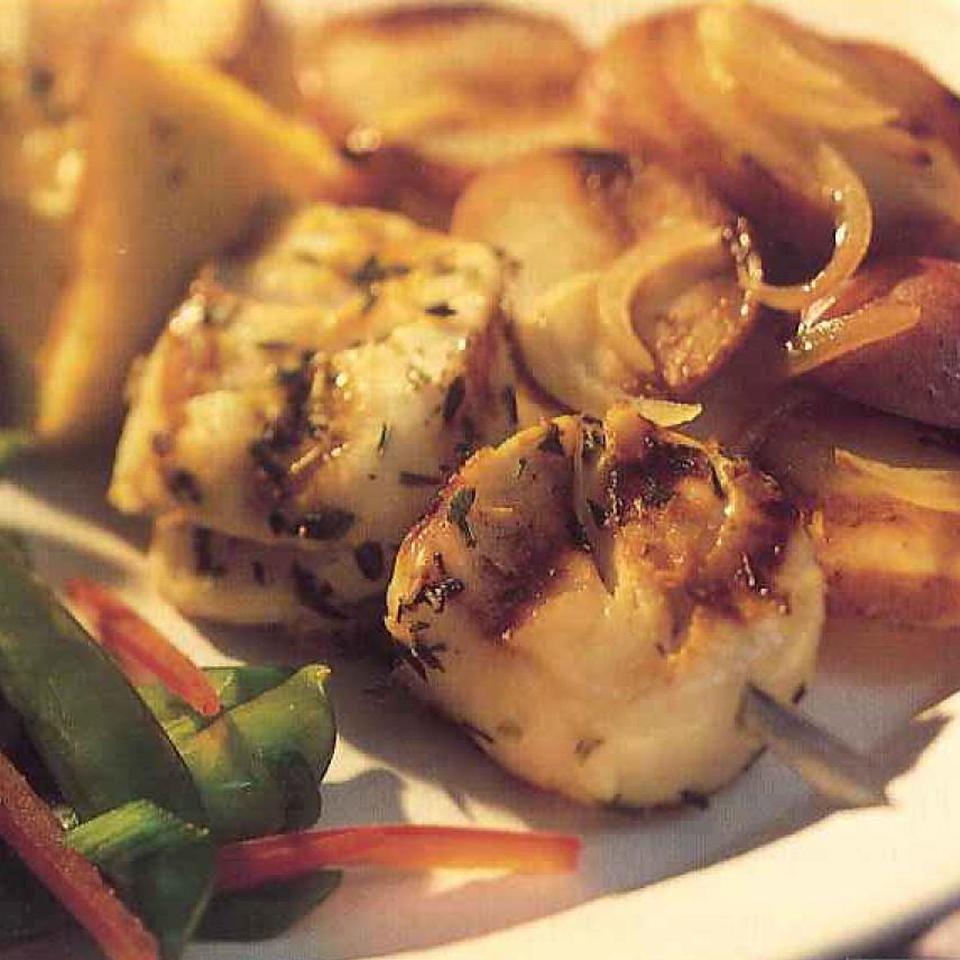Healthy Potato Recipes for Grill & BBQ