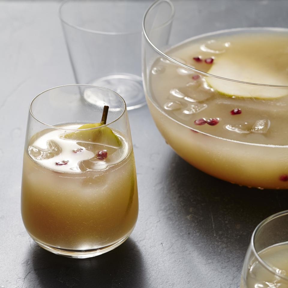 Healthy Thanksgiving Cocktail