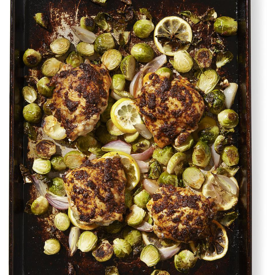 Healthy Brussels Sprouts