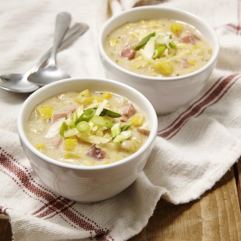 Healthy Corn Chowder Recipes