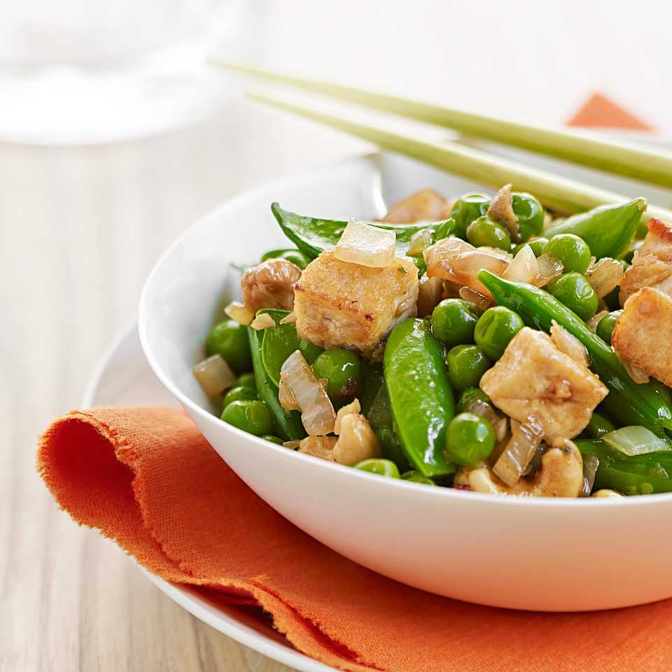 Healthy Tofu Stir Fry Recipes