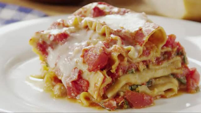 Healthy Crock Pot Lasagna Recipe